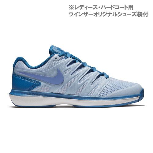 ナイキ ナイキコート ウィメンズ エア ズーム プレステージ HC(AA8024-450)[Nike シューズ]※ハードコート用
