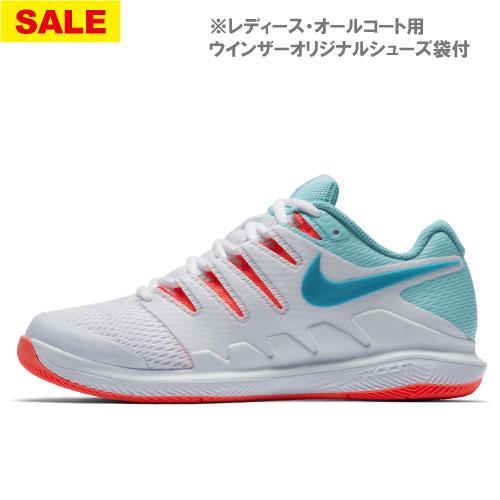 【SALE】ナイキ ナイキコート ウィメンズ エア ズーム ヴェイパー10 HC(AA8027-104)[Nike シューズ レディース]※オールコート用]