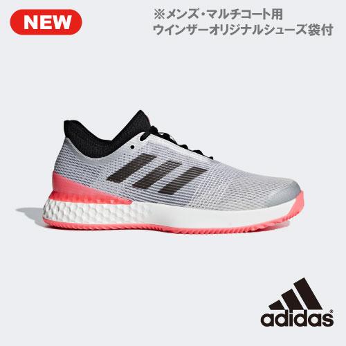 アディダス ADIZERO UBERSONIC 3(F36722)[adidas シューズ メンズ]※マルチコート用