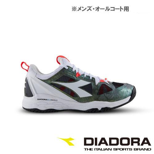 ディアドラ スピードブルーシールド フライ2+ AG(175584 6288カラー)[DIADORA シューズ メンズ] ※オールコート用