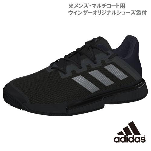 アディダス SoleMatch Bounce M(EF2439)[adidas シューズ メンズ]※マルチコート用