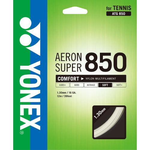 ヨネックス YONEX 硬式ストリング 爆売りセール開催中 ATG850 エアロンスーパー 850 特価