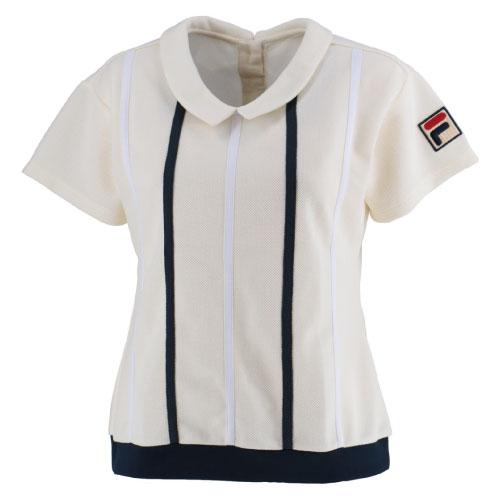 フィラ ゲームシャツ(VL1844-34)[FILA LS レディース]