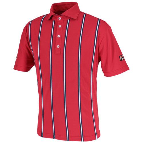 フィラ ポロシャツ(VM5382-11)[FILA MS メンズ]