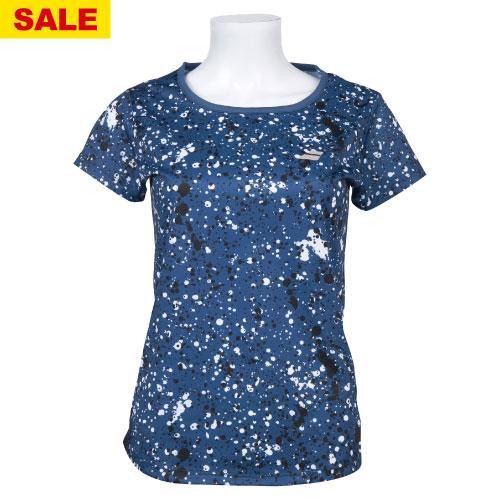 【SALE】バボラ ショートスリーブシャツ(BTWOJA04-NV00)[Babolat LS レディース]