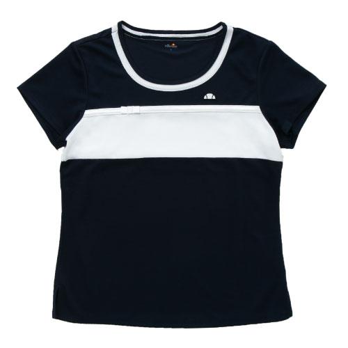 エレッセ ゲームシャツ(EW09100W-NY)[ellesse LS レディース]※ウインザーオリジナルモデル