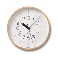 Lemnos (レムノス)Riki Clock RC L 電波時計 WR08-26