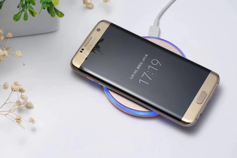 new concept 453e2 ca992 Qi charging Galaxy S6 edge wireless charging Wireless charging instrument  Wireless charging SC-04G/SCV31/Galaxy S6 SC-05G Smartphone Smartphone USB  ...