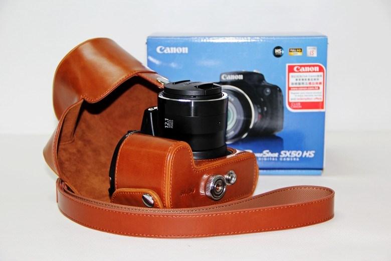 canon powershot sx50 hs case