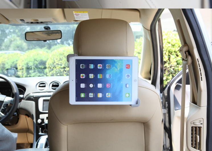 7 10inch Adjule Car Back Seat Head Rest Mount Holder For Ipad Air Galaxy Tablet