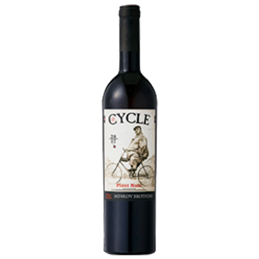 赤ワイン ブルガリア産 返品交換不可 ミンコフ ブラザーズ サイクル ピノ 16 750ml 新作入荷 赤 ノワール
