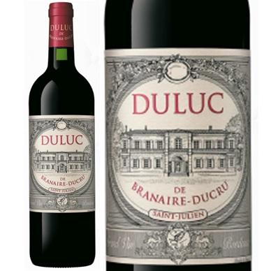 cpデュリュック・ド・ブラネール・デュクリュ2015 フランスワイン 産地 サンジュリアン ボルドー 直輸入ボルドー 赤ワイン 家飲み お誕生日 ギフト お祝い 750ml