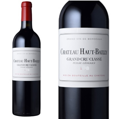 シャトー・オー・バイイ(バイィ) 2013HAUT BAILLY フランスワイン 産地 ボルドー ペサック レオニャン 赤ワイン 家飲み お誕生日 ギフト お祝い 750ml 直輸入ボルドー