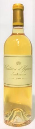 シャトー・ディケム(イケム) 2009 Chateau d'Yquemフランスワイン 産地ソーテルヌ 白ワイン 家飲み お誕生日 ギフト お祝い 極甘口ワイン デザートワイン