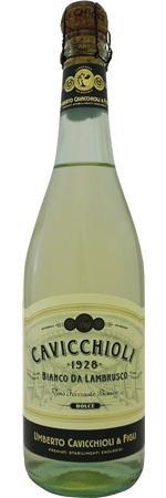 カビッキオーリランブルスコ ドルチェ ビアンコNVイタリアワイン 産地 白甘口ワイン お祝い 家飲み ギフト 超定番 お誕生日 格安