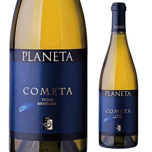 プラネタ コメータ [2017] 750ml[イタリア][シチリア][白ワイン]
