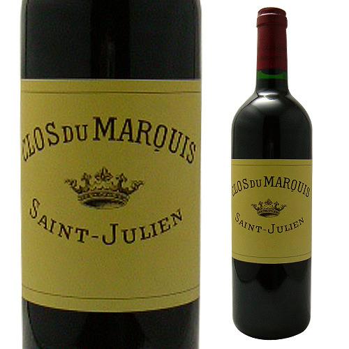クロ デュ マルキ [1994] [格付 2級][ボルドー][セカンド][赤ワイン][バックヴィンテージ]