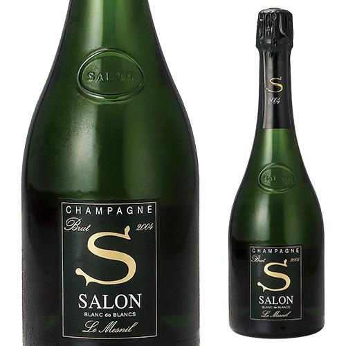 サロン ブラン ド ブラン[2004][限定品][シャンパン][シャンパーニュ]【お一人様1本まで】
