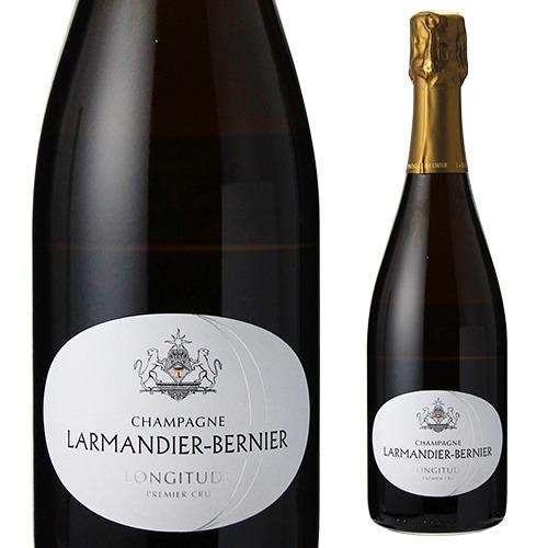 ラルマンディエ ベルニエロンジチュード ブラン ド ブラン 750ml[シャンパン][シャンパーニュ]
