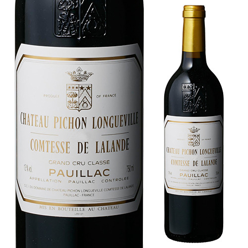 【P10倍】シャトー ピション ロングヴィル コンテス ド ラランド[2008][格付 2級][ボルドー][赤ワイン]3/20~/30まで