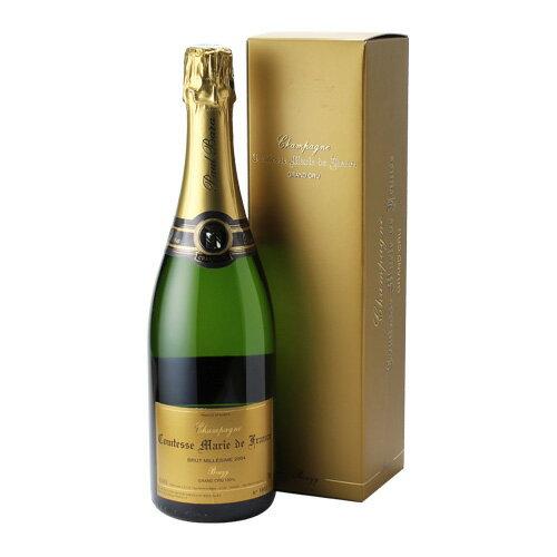 【P10倍】ポール バラグランクリュ コンテス マリー ド フランス [2006] 750ml[シャンパン][シャンパーニュ][限定品]3/20~/30まで
