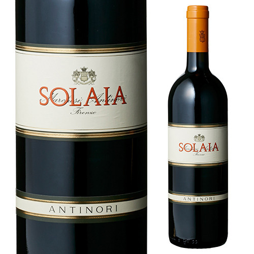 ソライア[2014][アンティノリ][Solaia Antinori][イタリア][トスカーナ][赤ワイン]