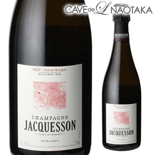 ジャクソン ディジー テール ルージュ ロゼエクストラブリュット [2009] 750ml[シャンパン][シャンパーニュ]