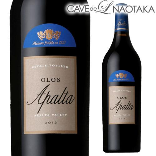 【P10倍】 1/19 0:00~/28 1:59までラポストール クロ アパルタ[2013][チリ][赤ワイン]