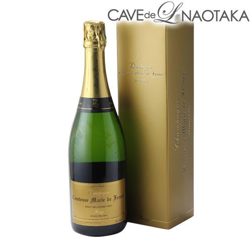 ポール バラグランクリュ コンテス マリー ド フランス [2005] 750ml[シャンパン][シャンパーニュ][限定品]
