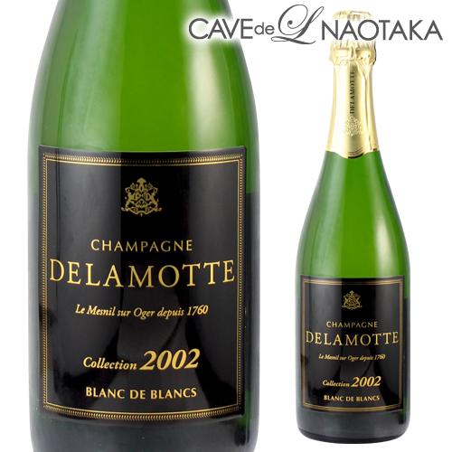 ドゥラモットブラン ド ブラン [2002] 750ml[ドラモット][ミレジメ][シャンパン][シャンパーニュ]