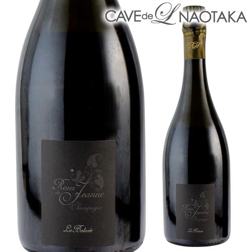 セドリック ブシャールローズ ド ジェンヌラ ボロレ ブラン ド ブラン 750ml (2013)[シャンパン][シャンパーニュ]
