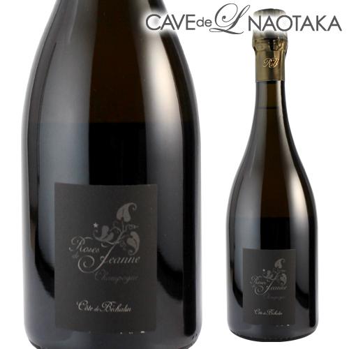 セドリック ブシャールローズ ド ジェンヌコート ド ベシャラン 750ml (2010)[シャンパン][シャンパーニュ]