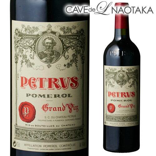 【P10倍】シャトー ペトリュス[2007][ボルドー][ポムロール][赤ワイン]3/20~/30まで