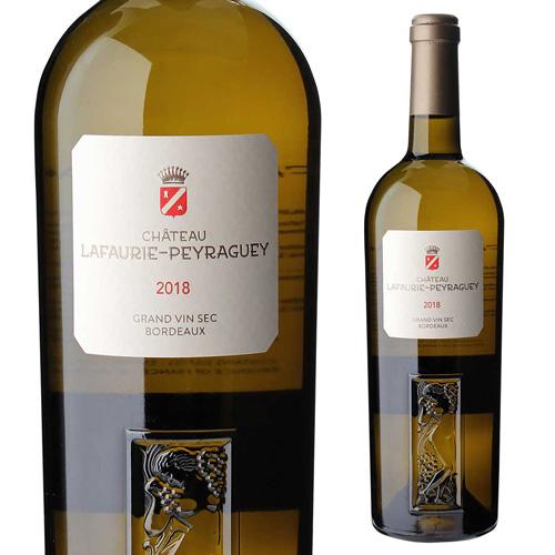 【P10倍】シャトー ラフォリー ペラゲ ブラン セック 2018 750ml フランス ボルドー 白ワイン ルネ・ラリックラフォリ ペイラゲ ペイラゲ3/20~/30まで