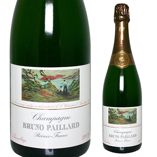 【P10倍】ブルーノ パイヤールエクストラ ブリュット アッサンブラージュ 2009正規品 シャンパン シャンパーニュ3/20~/30まで