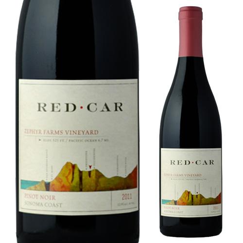 【P10倍】レッド カー ゼファー ファームス ピノ ノワール 2011 750ml アメリカ カリフォルニア 赤ワイン 虎3/20~/30まで