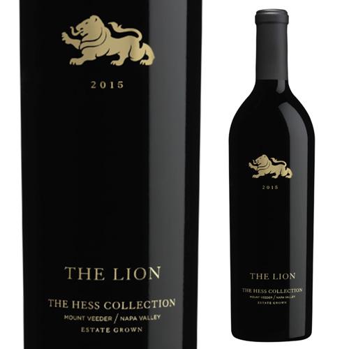 ヘスザ ライオン 2015 750ml アメリカ カリフォルニア ナパ 赤ワイン 虎