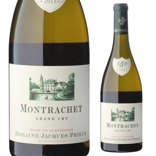 モンラッシェ 2013 ジャック プリウール 750ml フランス ブルゴーニュ 特級 白ワイン 虎<P10対象外>