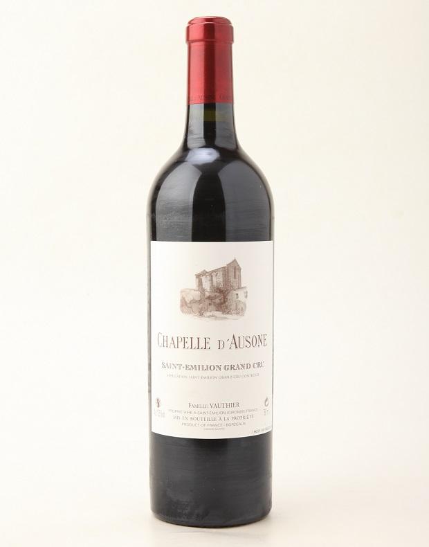 シャペル ドーゾンヌ [2007]  ワイン フランス ヴィンテージ 赤 フルボディタイプ(重口) CHAPELLE D AUSONE [W]