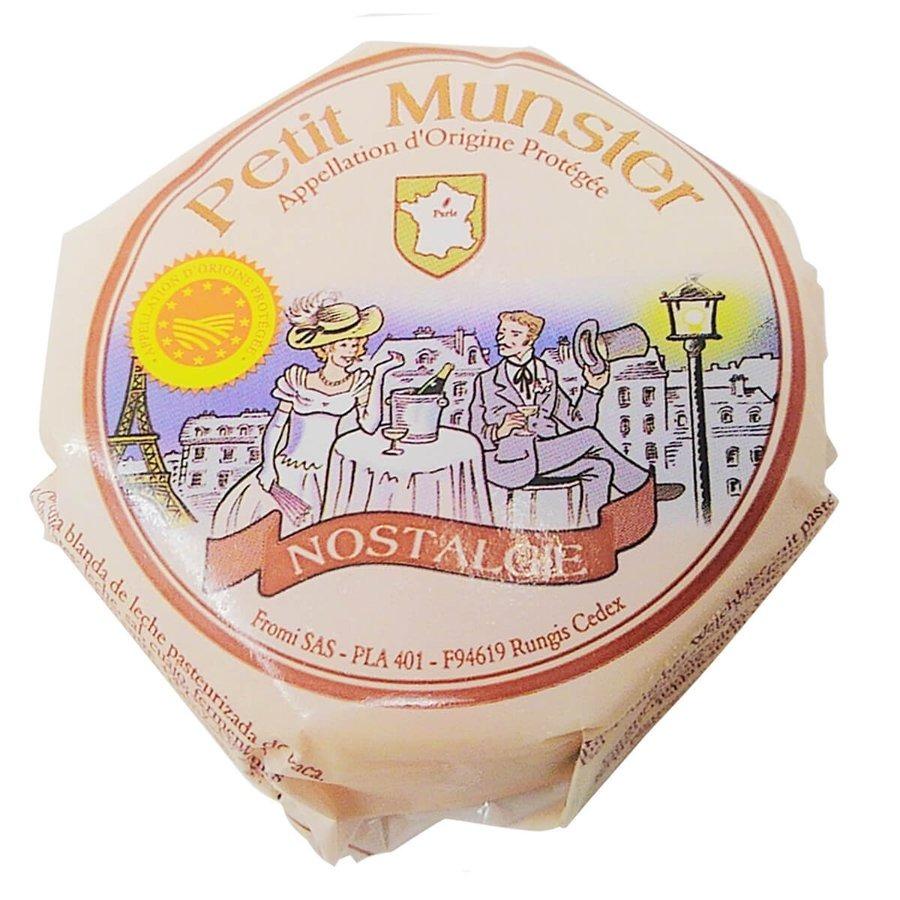 ウォッシュチーズ プチマンステール ノスタルジー 選択 希望者のみラッピング無料 125g AOP