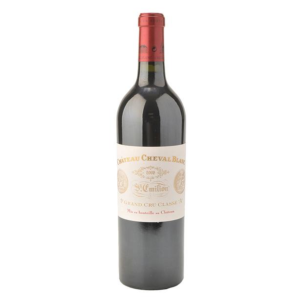 シャトー シュヴァル ブラン [2008] 750ml サンテミリオン第1特別級A フランス サンテミリオン 赤 フルボディタイプ(重口)