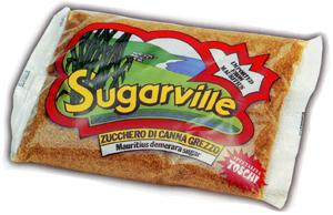 シュガヴィッレ〈きび砂糖〉/トスキ社 500g×20袋