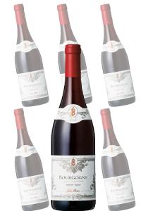 ブルゴーニュ 赤/ジュール・ベラン 750ml×6本 (赤ワイン)