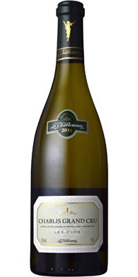 シャブリ グラン・クリュ レ・クロ/ラ・シャブリジェンヌ 750ml (白ワイン)