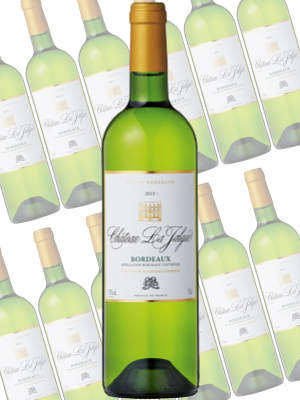 シャトー・ラ・ジャルグ 白/シャトー元詰 750ml×12本(白ワイン)