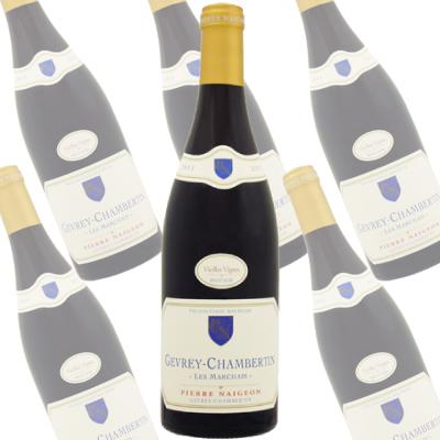 ジュヴレ シャンベルタン VV/ピエール ネジョン 750ml×6本 (赤ワイン)