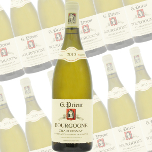ブルゴーニュ シャルドネ/プリュール ブルネ 750ml×12本 (白ワイン)