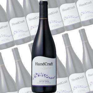 ハンドクラフト プティ・シラー/デリカート・ファミリー・ヴィンヤーズ 750ml×12本 (赤ワイン)