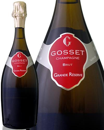ゴッセ グラン レゼルヴ ブリュットNV ( 泡 白 ) シャンパン シャンパーニュ