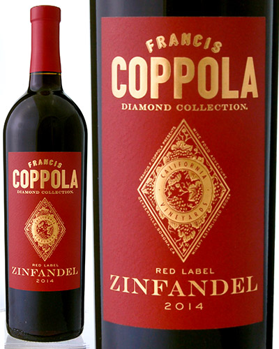 Kết quả hình ảnh cho coppola zinfandel diamond collection
